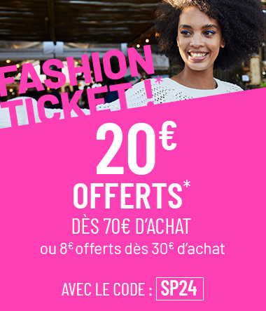 Fashion Ticket